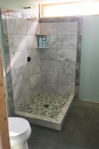 marble-shower